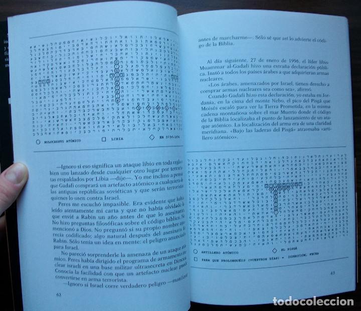 Libros: EL CODIGO SECRETO DE LA BIBLIA. MICHAEL DROSNIN. - Foto 2 - 147558542