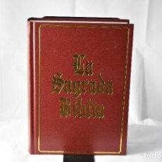 Libros: LA SAGRADA BIBLIA.. Lote 149235670