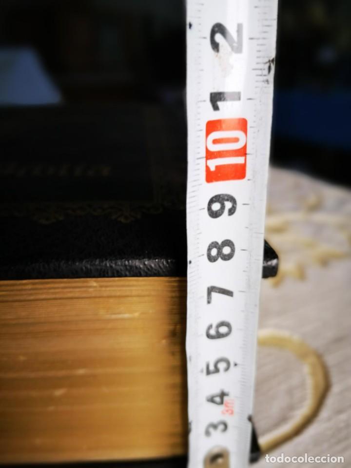 Libros: LA SAGRADA BIBLIA LUJOSA TRADUCIDA DE LA VULGATA LATINA AL ESPAÑOL 1959-65 - Foto 8 - 149649530