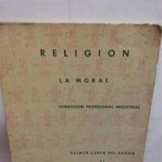Libros: BJS.VALENTIN DE SOTO.LA MORAL.EDT, MODERNA... Lote 150187470