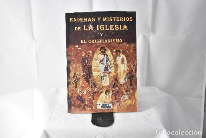 ENIGMAS Y MISTERIOS DE LA IGLESIA Y EL CRISTIANISMO. MASIÁ VERICAT, CONCEPCIÓN (Libros Nuevos - Humanidades - Religión)