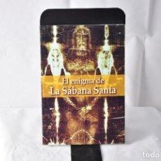 Libros: EL ENIGMA DE LA SÁBANA SANTA. MASIÁ VERICAT, CONCEPCIÓN . Lote 152155274