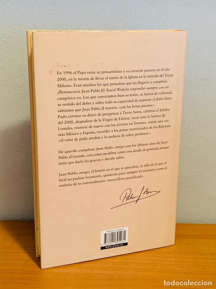 Libros: LIBRO - ADIÓS, JUAN PABLO, AMIGO - Foto 2 - 152252218