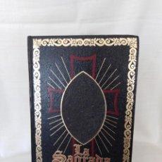 Libros: LA SAGRADA BIBLIA. Lote 155795866