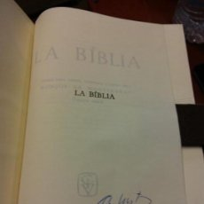 Bücher - BJS.LA BIBLIA.EDT, CASAL I VALL.BRUMART TU LIBRERIA. - 159604106