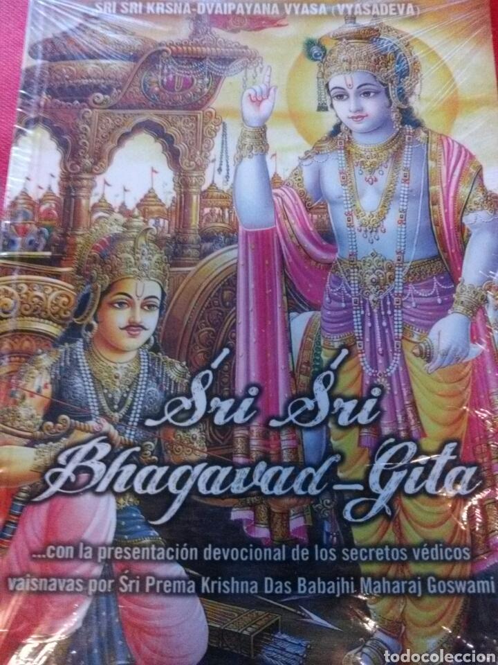 BHAGAVAD-GITA LIBRO. (Libros Nuevos - Humanidades - Religión)