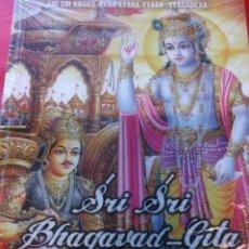 Libros: BHAGAVAD-GITA LIBRO.. Lote 159730617