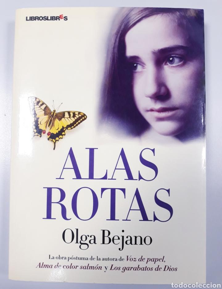 ALAS ROTAS (Libros Nuevos - Humanidades - Religión)