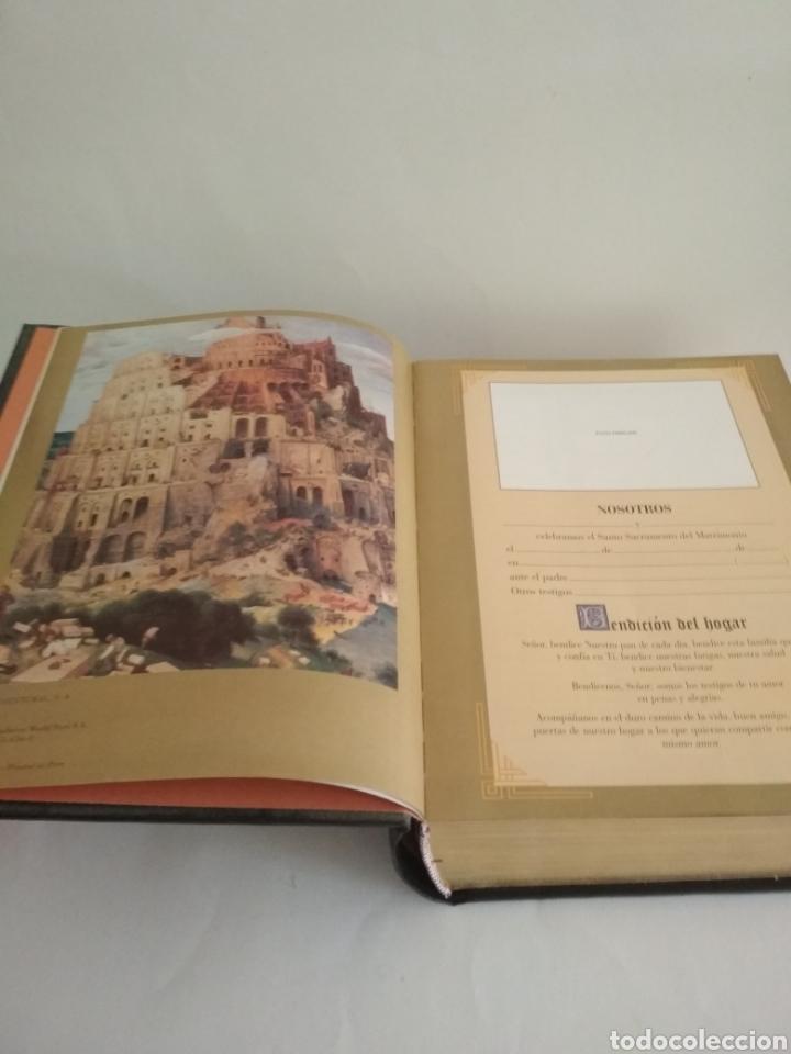 Libros: Biblia de lujo de gran tamaño - Foto 4 - 160536338