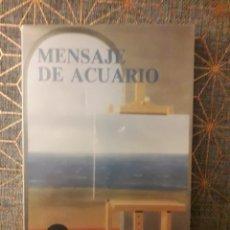 Libros: MENSAJE DE ACUARIO, SAMAEL AUN WEOR. Lote 160751233