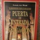 Libros: PUERTA DE ENTRADA A LA INICIACIÓN, SAMAEL AUN WEOR.. Lote 160752509