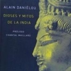 Bücher - DIOSES Y MITOS DE LA INDIA - 161335604
