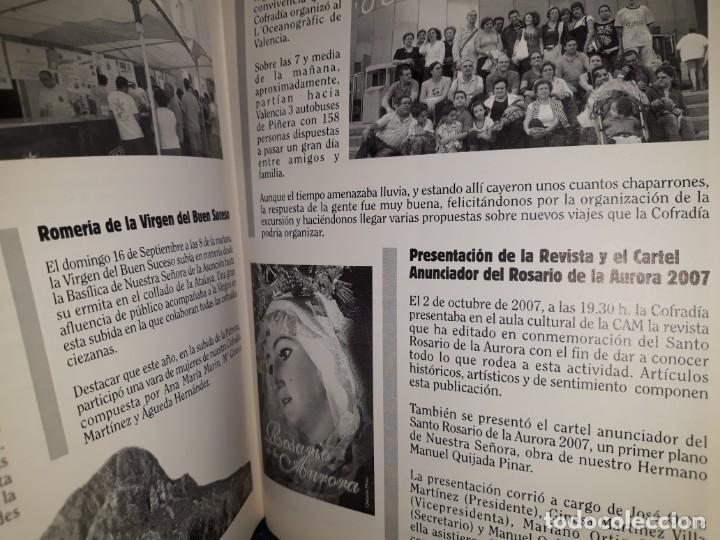 Libros: REVISTA ENTRE VARALES 2008 CIEZA MURCIA HERMANDAD COFRADÍA GRACIA ESPERANZA HIJOS MARÍA SEMANA SANTA - Foto 5 - 161548478