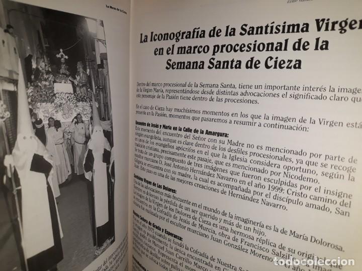 Libros: REVISTA ENTRE VARALES 2008 CIEZA MURCIA HERMANDAD COFRADÍA GRACIA ESPERANZA HIJOS MARÍA SEMANA SANTA - Foto 6 - 161548478