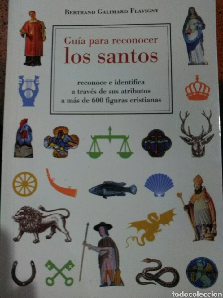 GUÍA PARA RECONOCER A LOS SANTOS. (Libros Nuevos - Humanidades - Religión)