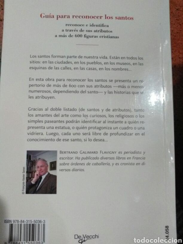 Libros: Guía para reconocer a los Santos. - Foto 2 - 162540017