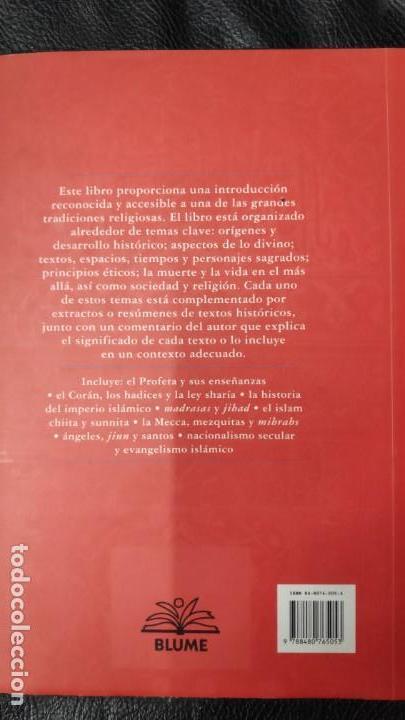 Libros: ENTENDER EL ISLAM. ORIGENES,CREENCIAS PRACTICAS TEXTOS SAGRADOS, LUGARES SAGRADOS - Foto 2 - 162610006