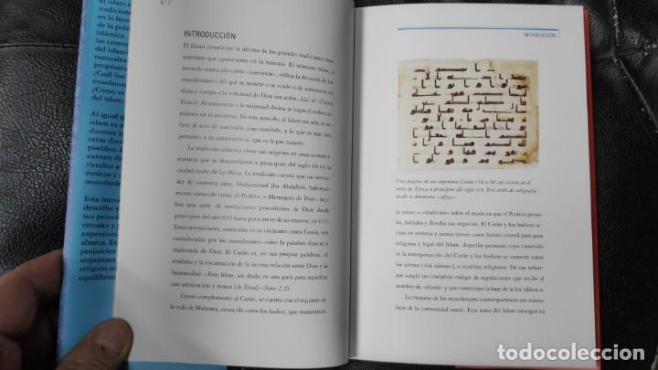 Libros: ENTENDER EL ISLAM. ORIGENES,CREENCIAS PRACTICAS TEXTOS SAGRADOS, LUGARES SAGRADOS - Foto 4 - 162610006