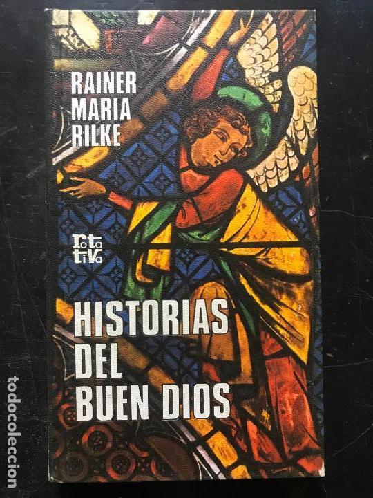HISTORIAS DEL BUEN DIOS - RAINER MARIA RILKE (Libros Nuevos - Humanidades - Religión)