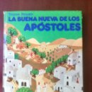 Libros: LA BUENA NUEVA DE LOS APÓSTOLES. S.M. 1979. SIN USAR.. Lote 165090634