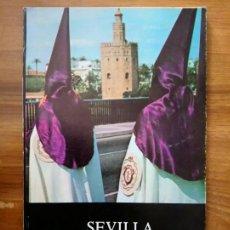 Libros: SEMANA SANTA. HORARIO E ITINERARIO OFICIAL 1978. Lote 165456254
