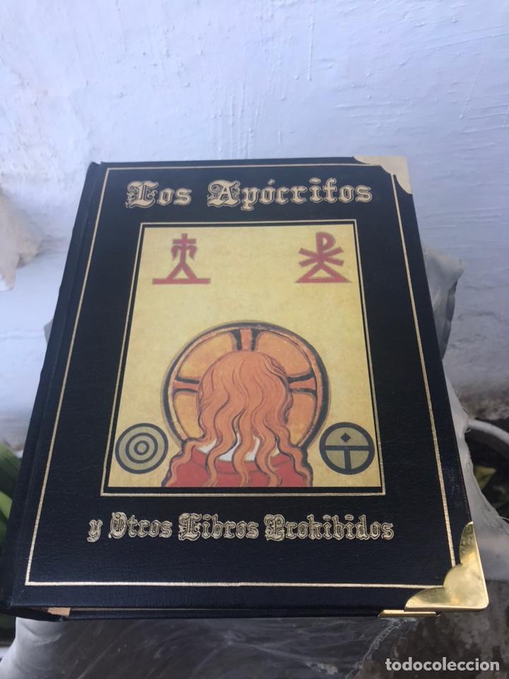 LOS APÓCRIFOS Y OTROS LIBROS PROHIBIDOS (Libros Nuevos - Humanidades - Religión)