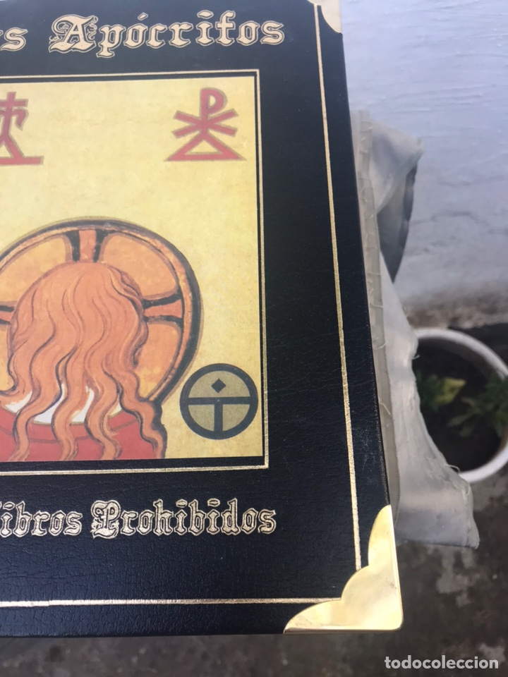 Libros: Los Apócrifos y otros libros prohibidos - Foto 2 - 167056550