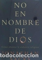 NO EN NOMBRE DE DIOS (Libros Nuevos - Humanidades - Religión)