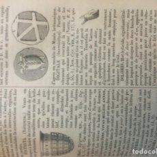 Libros: AÑO 1883 ANTIGÜEDADES ROMANAS Y GRIEGAS CON MAS DE 2000 GRABADOS FERMIN DIDOT ANTHONY RICH. Lote 168483408