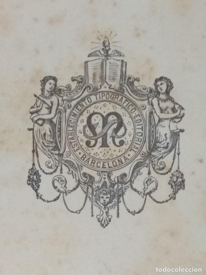Libros: VIDA DE LA VIRGEN MARIA - En dos tomos que miden 36 x 28 cm - Foto 6 - 168631328