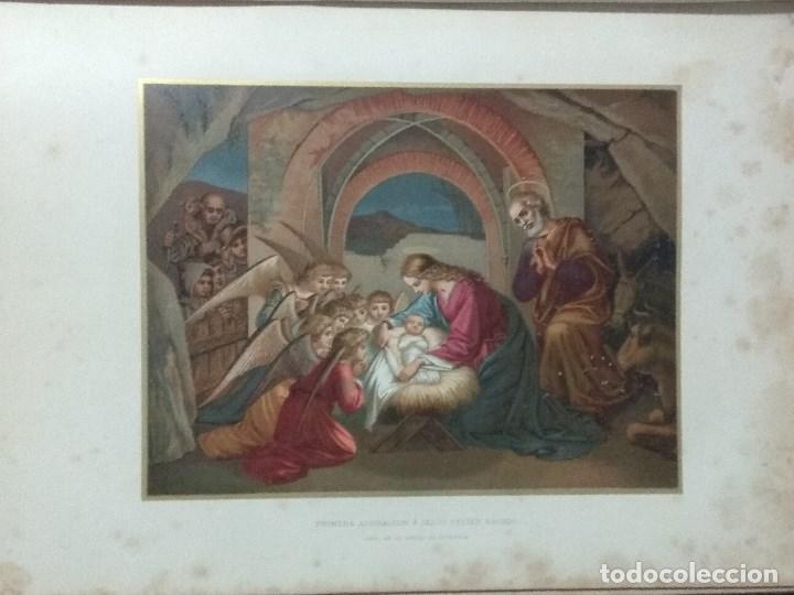 Libros: VIDA DE LA VIRGEN MARIA - En dos tomos que miden 36 x 28 cm - Foto 12 - 168631328