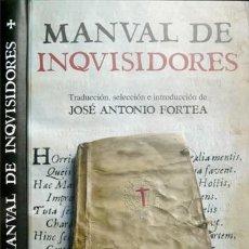 Libros: EIMERIC, NICOLAU. MANUAL DE INQUISIDORES. DIRECTORIUM INQUISITORUM. 2006.. Lote 168909052