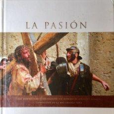 Libros: LA PASIÓN. MEL GIBSON. PALABRA. NUEVO SIN USAR. REF: AX03. Lote 170175476