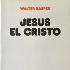 Libros: JESÚS EL CRISTO. NUEVO. REF: AX139. Lote 171400230