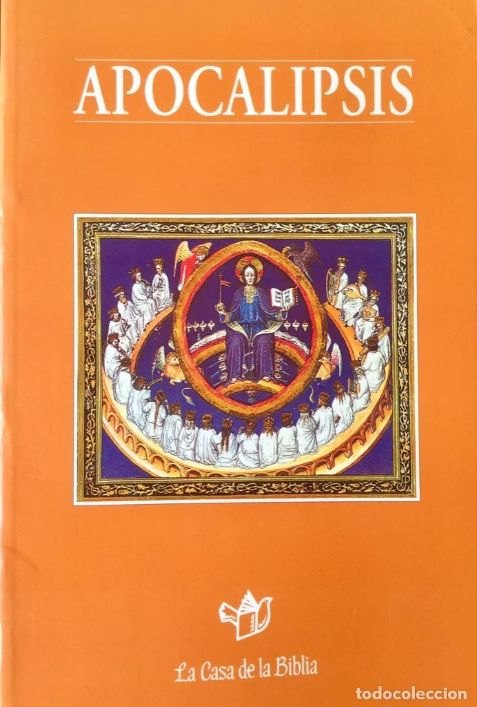 APOCALIPSIS. NUEVO REF: AX141 (Libros Nuevos - Humanidades - Religión)