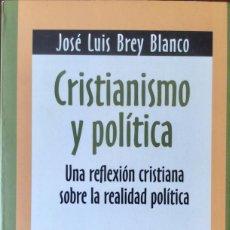 Libros: CRISTIANISMO Y POLÍTICA. NUEVO REF: AX143. Lote 171404220