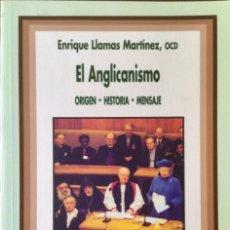 Libros: EL ANGLICANISMO. NUEVO REF: AX145. Lote 171405107