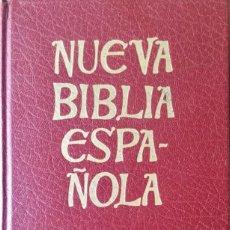 Libros: NUEVA BIBLIA ESPAÑOLA. NUEVA REF: AX149. Lote 171407192