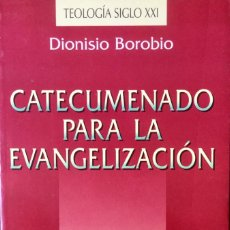 Libros: CATECUMENADO PARA LA EVANGELIZACIÓN. NUEVO REF: AX154. Lote 171446954