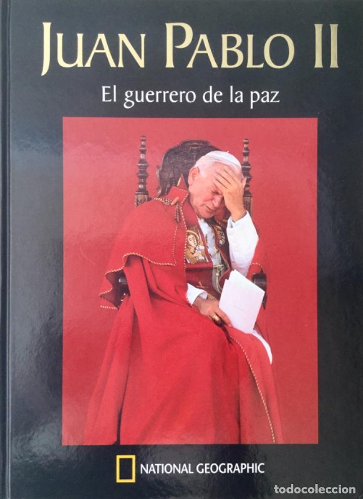 JUAN PABLO II. EL GUERRERO DE LA PAZ. NUEVO REF: AX163 (Libros Nuevos - Humanidades - Religión)