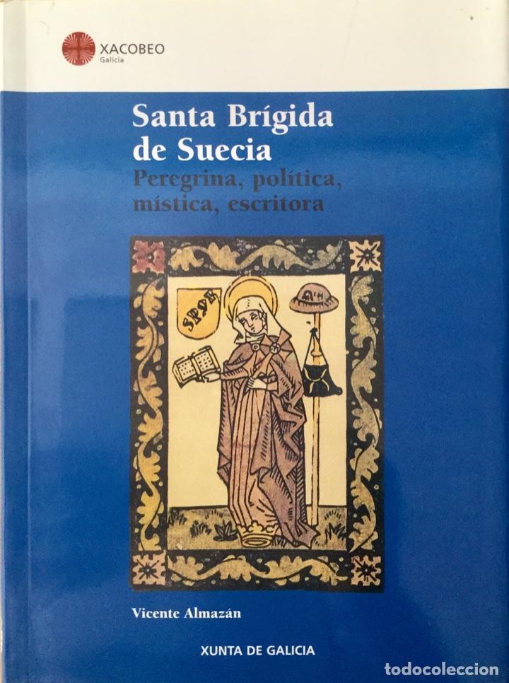 SANTA BRÍGIDA DE SUECIA. NUEVO REF: AX165 (Libros Nuevos - Humanidades - Religión)