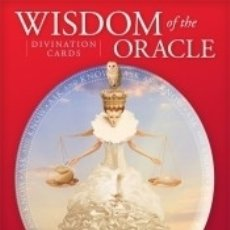 Libros: WISDOM OF THE ORACLE DIVINATION CARDS. Lote 173598858