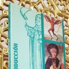 Libros: INTRODUCCION A LA ICONOGRAFIA VICENTINA.. Lote 175722020