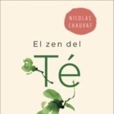 Libros: EL ZEN DEL TÉ. Lote 176387030