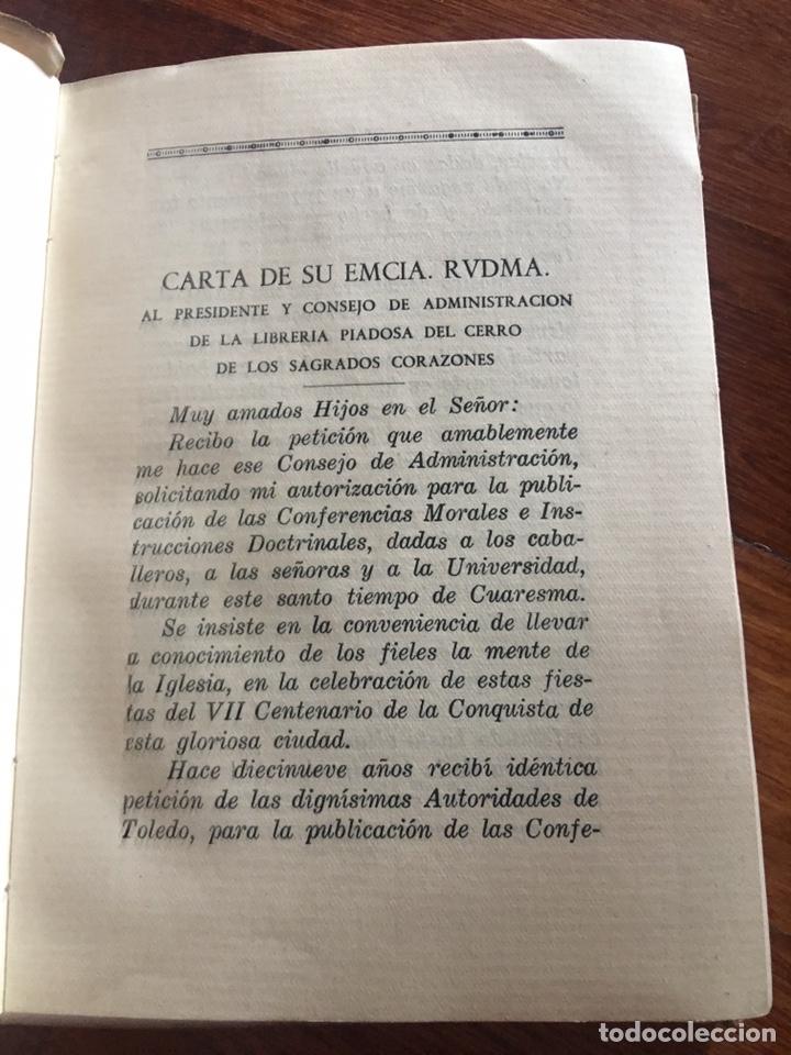 Libros: EN TORNO AL VII CENTENARIO DE LA CONQUISTA DE SEVILLA - CUARESMA DE 1948 - Foto 2 - 176543680