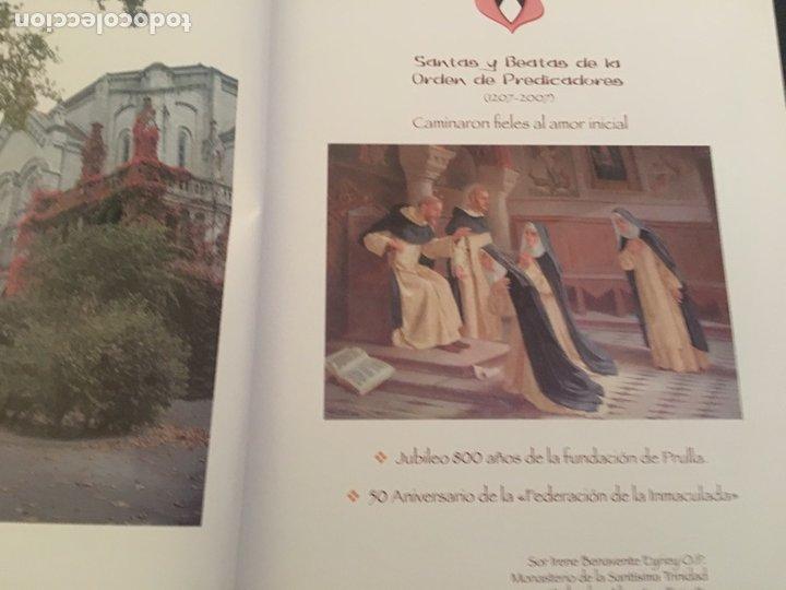 Libros: Libros de la santas y beatas , dominicas, de la orden de predicadores - Foto 2 - 178345107