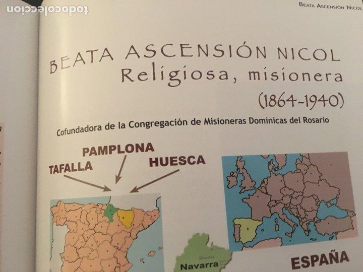 Libros: Libros de la santas y beatas , dominicas, de la orden de predicadores - Foto 6 - 178345107