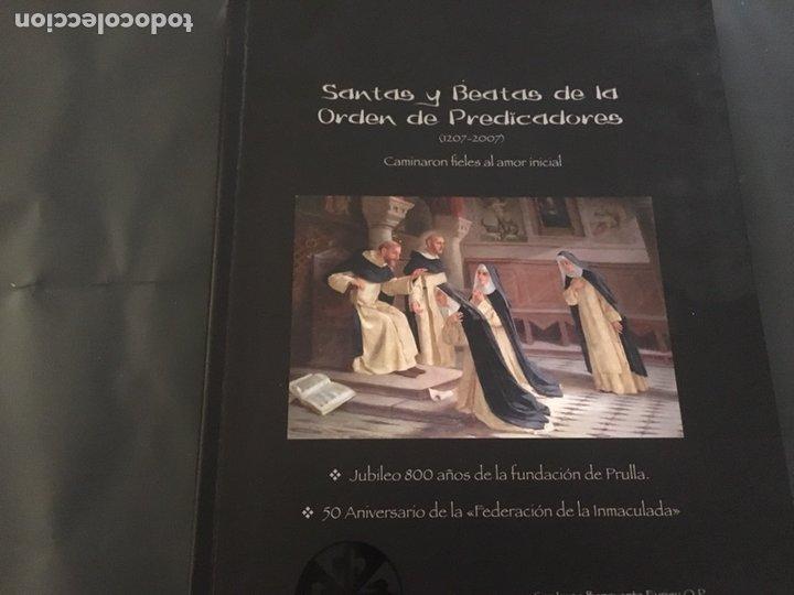 LIBROS DE LA SANTAS Y BEATAS , DOMINICAS, DE LA ORDEN DE PREDICADORES (Libros Nuevos - Humanidades - Religión)