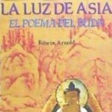 Libros: LUZ DE ASIA, LA - TEOREMA. Lote 178604608
