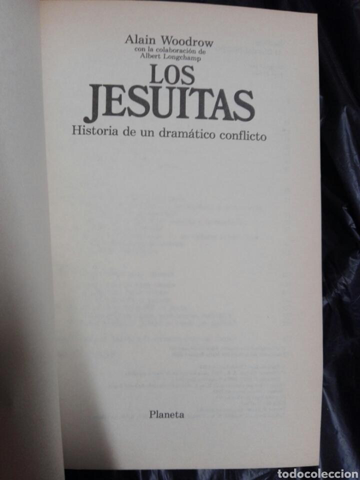 Libros: LOS JESUITAS, HISTORIA DE UN DRAMÁTICO CONFLICTO - Foto 2 - 178957936